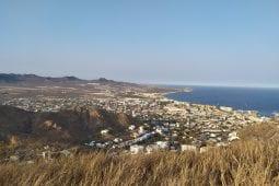 La région de Los Cabos, tout au Sud de la péninsule
